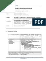 INFORME DE ADICIONAL N°01 Y DEDUCTIVO N°01