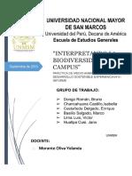"Informe ""Interpretando La Biodiversidad"""