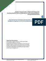 Dialnet-TribunalesInternacionalesYTribunalDeIntegracionUna-6092888