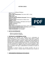 Hc 1 Infectología