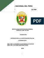 CURSO INTRODUCCION  INVESTIGACION POLICIAL 2019.docx