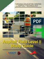 2019 Field II Study Guide