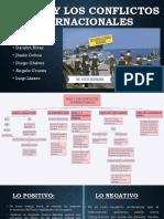 El Perú y Los Conflictos Internacionales