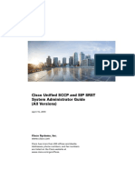 SCCP and SIP SRST Admin Guide