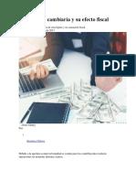 Fluctuación cambiaria y su efecto fiscal.docx