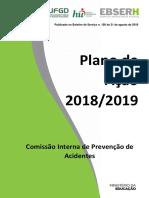 Plano de Ação CIPA 2018