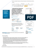 Enzyklopädie Der Eponymen Syndrome Und ... Marneros_ Amazon.co.Uk_ Amazon.co