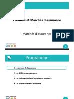 Marche d'assurance