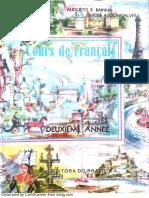 Rainha A., Gonçalves J. - Cours de Français. Deuxième année.pdf