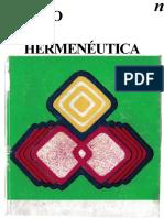 Varios - Mito Y Hermeneutica.pdf