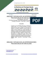 Massone et Llull 2015 ANÁLISIS Y EFICACIA DE LAS INTERVENCIONES.pdf