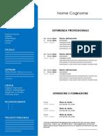 Curriculum Per Impiegati