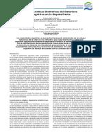 Características Distintivas Del Deterioro Cognitivo en La Esquizofrenia