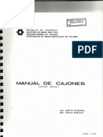 Manual de Cajones