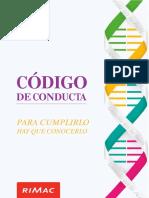 Codigo de Conducta RIMAC EPS