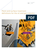 589 2016 Paint and Surface Treatment Definitions for the Oil and Gas Industry