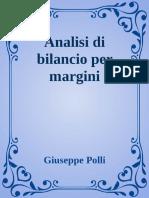 Analisi di bilancio per margini