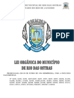 Lei Organica Rio Das Ostras