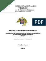 Unt Directiva n 001 2019 Minedu