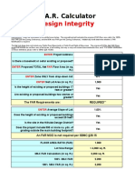 Far Calculator by Design Integrity