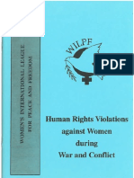1997 HR Violations Women War