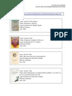 BANCO DE DATOS BIBLIOGRÁFICOS EN PDF DE FILÓSOFAS