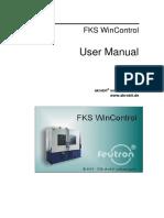 Manual Camara Feutron
