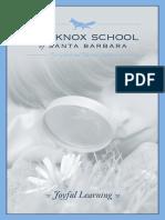 KnoxSB Brochure