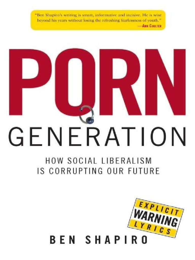 Actriz Porno 18 Lolita ben_shapiro]_ generación porno- como el liberalismo social