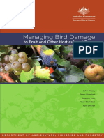 Managing Bird Damage