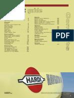 Hardi Nav4000 Catalog