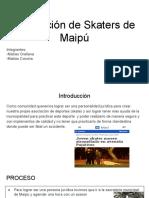 Skaters de Maipu
