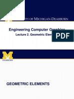 Lecture 02_Geometric Elements