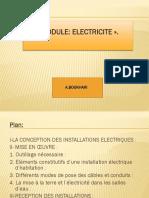 Présentation Second Oeuvre Électricité