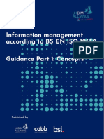 Information Management According to BS en ISO 19650 Guidance Part 1 Concepts 2ndEdi