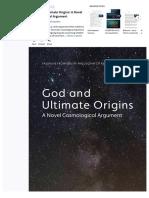 398288673God-and-Ultimate-Origins-A-Novel-Cosmological-Argument