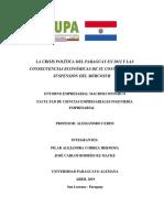 Crisis Politica Paraguay 2012