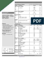 Semikron SKIIP 11NAB126V1 Datasheet