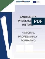14 Historial Profesional y Formativo Biling 2019