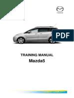 Mazda5 Manual Service