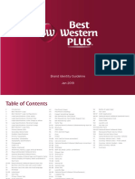 Addendum I_Best Western Plus Brand Identity Manual (Colletaral Material)_2019