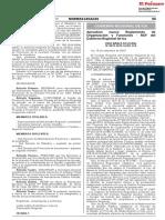 Aprueban Nuevo Reglamento de Organización y Funciones - ROF Del Gobierno Regional de Ica