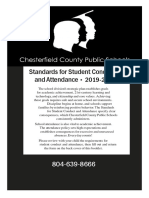 CCPS Standard of Conduct