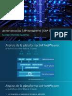 An Lisis de La Plataforma SAP NetWeaver (1)