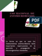 Uso Racional-De-Antimicrobianos de Iooo Para Tu