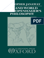 Christopher Janaway - Self and World in Schopenhauer's Philosophy-Oxford University Press, USA (1989).pdf