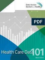 Health Care Data 101