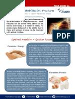 Fact Sheet 11 Injury Fracture