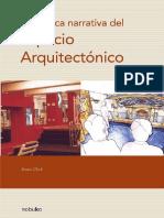 Semiotica Narrativa Del Espacio Arquitectonico - Bruno Chuck