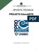 Anexo 1 - Projeto Educarte